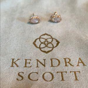 Jewelry - Kendra scott rose gold earrings